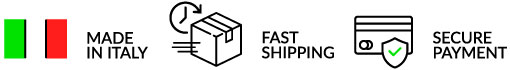 Made in Italy Fast Shipping Secure Payment