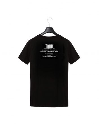 OMY - Streetwear Tee - Don't Waste Your Time